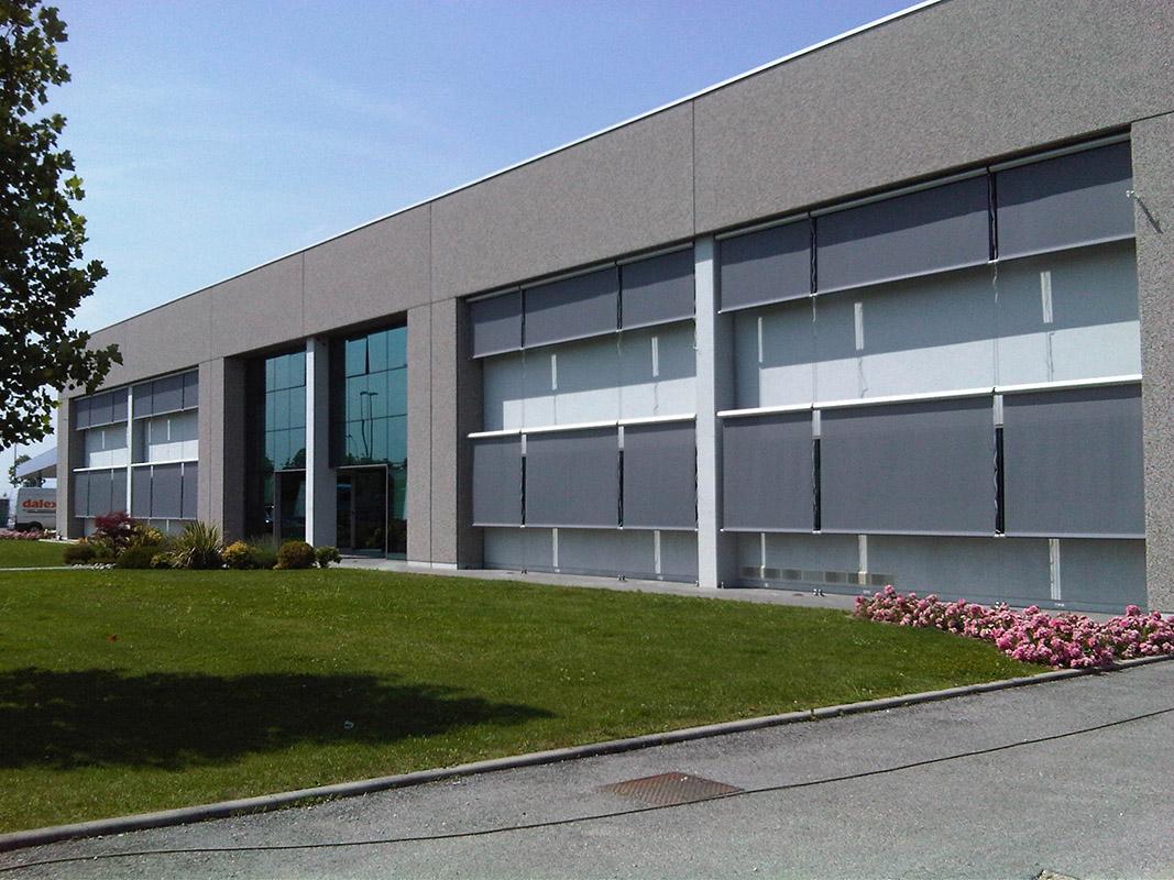 Tende Tecniche Per Ufficio : Dalex prodotti tende tecniche frangisole oscuranti e tende da
